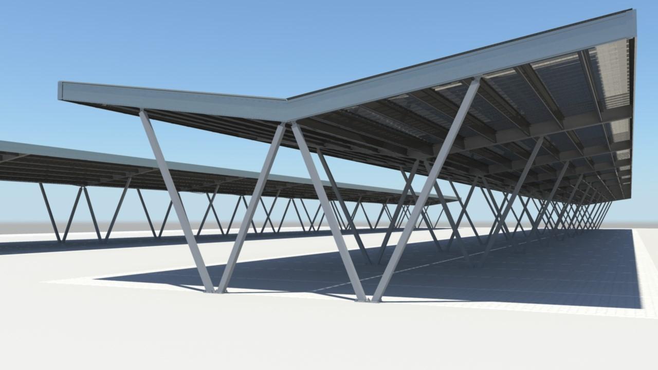 Solar Carport Mounting System Carport Mounting System Supplier