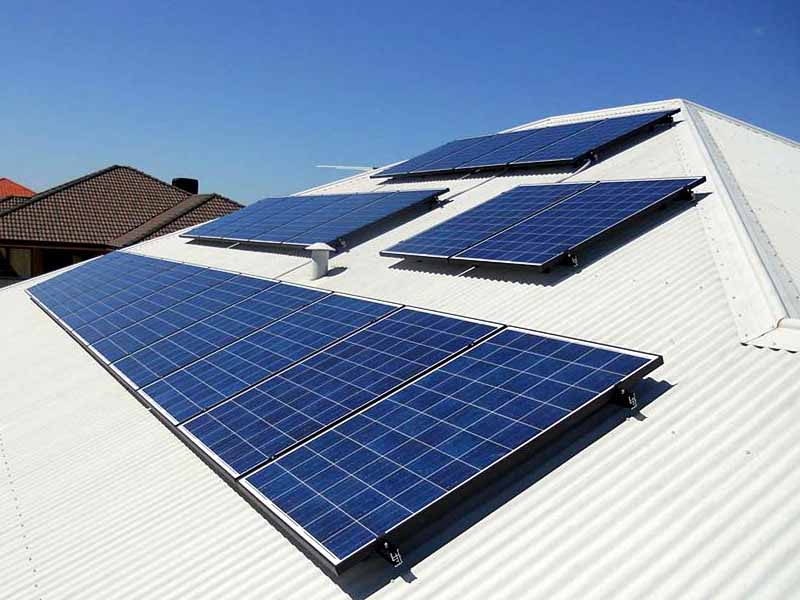 Solar First Metal Roof Mounting System Designed For